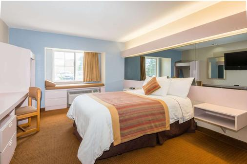 Microtel Inn & Suites by Wyndham Kansas City Airport - Kansas City - Bedroom