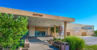Microtel Inn & Suites by Wyndham Kansas City Airport - Kansas City - Edificio