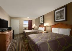 Super 8 by Wyndham Chattanooga/East Ridge - Chattanooga - Makuuhuone