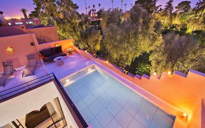Riad La Source Du Désert - Marrakesh - Pool