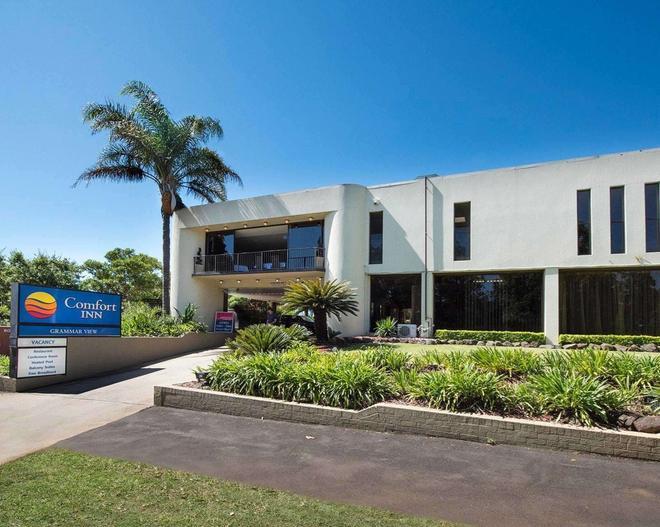 Comfort Inn Grammar View - Toowoomba - Κτίριο