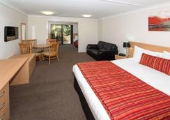 Comfort Inn Grammar View - Toowoomba - Bedroom