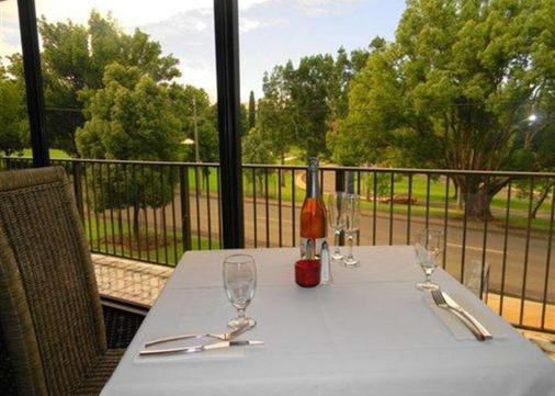 Comfort Inn Grammar View - Toowoomba - Balcony