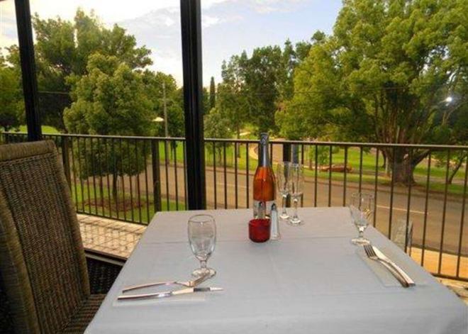 Comfort Inn Grammar View - Toowoomba - Μπαλκόνι