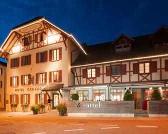 Ochsen Lenzburg - Lenzburg - Edificio