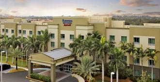 Fairfield Inn & Suites Fort Lauderdale Airport-Cruise Port - Dania Beach