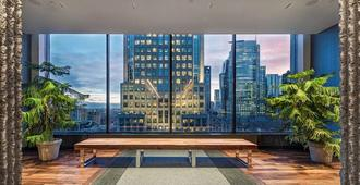 Hotel Bonaventure Montreal - Montreal - Resepsjon