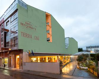 Hostal Terra Chá - Vilalba - Gebäude