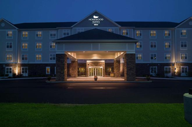 Homewood Suites by Hilton Portland - Scarborough - Edificio
