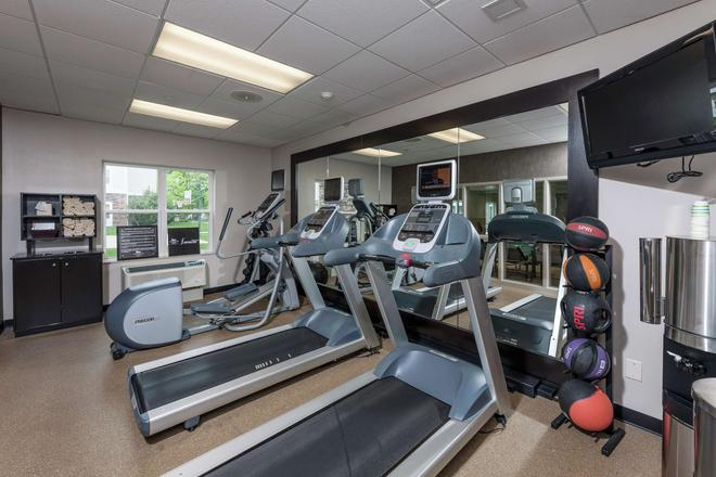 Homewood Suites by Hilton Portland - Scarborough - Gimnasio