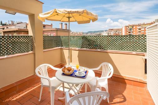 Aparthotel Bertran - Barcelona - Balcony