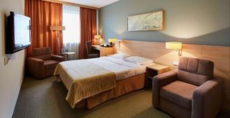 Hotel Pulawska Residence - ורשה - חדר שינה