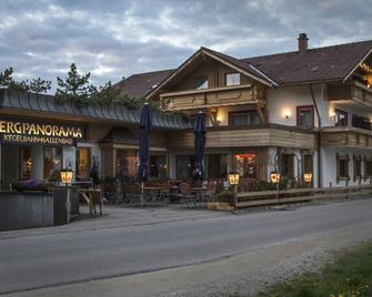 Reikartz Hotel Bergpanorama Pfronten - Pfronten - Gebouw