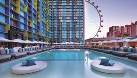 The LINQ Hotel & Casino - Las Vegas - Piscina