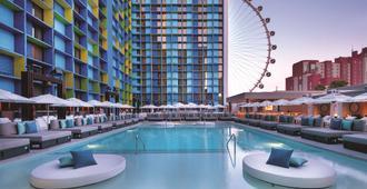The LINQ Hotel & Casino - לאס וגאס - בריכה