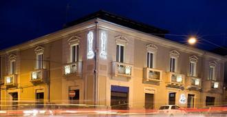 Hotel Muraglie - Vibo Valentia - Edificio
