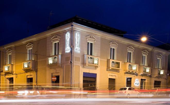 Hotel Muraglie - Vibo Valentia - Building