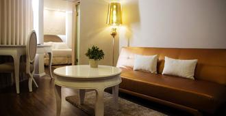Agripas Boutique Hotel - Jerusalem - Wohnzimmer