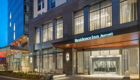Residence Inn by Marriott Seattle Downtown/Convention Center - Seattle - Bygning