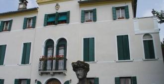Villa Allegri von Ghega - Mira - Edificio