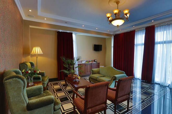 The Residence Suite Hotel - Addis Abeba - Wohnzimmer