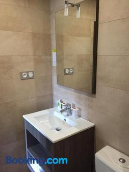 Hôtel Mont-Brison - Briançon - Bathroom