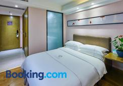 Insail Hotels (Pazhou Exhibition Center Kecun Metro Station Dunhe Road Branch Guangzhou) - Quảng Châu - Phòng ngủ