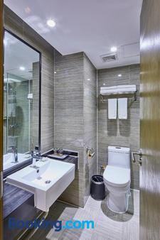 Insail Hotels (Pazhou Exhibition Center Kecun Metro Station Dunhe Road Branch Guangzhou) - Quảng Châu - Phòng tắm