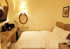 Hotel M - Seoul - Bedroom