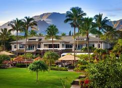 The Westin Princeville Ocean Resort Villas - Princeville - Edificio
