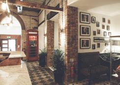 Hatters Hostel Liverpool - Liverpool - Lobby