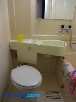 Hotel Moc - Myoko - Bathroom