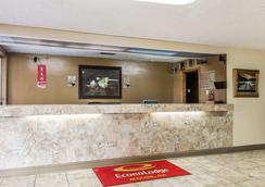 Econo Lodge - Macon - Lobby
