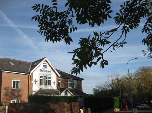 The Handforth Lodge - Wilmslow - Outdoors view
