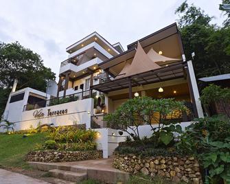 Vela Terraces Hotel - Coron - Building