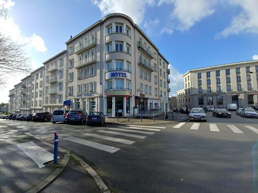 Agena - Brest - Edificio