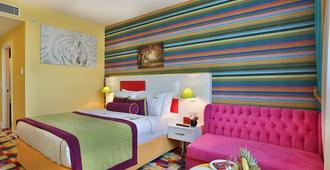 Qua Hotel - Istanbul - Bedroom