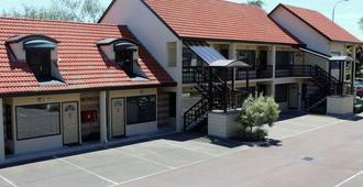 Rose City Motel - Palmerston North - Κτίριο