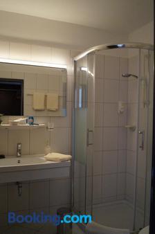 Hotel Forsthaus St Hubertus - Lübeck - Phòng tắm