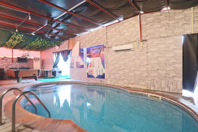 尤里卡酒店 - 杜拜 - 杜拜 - 游泳池
