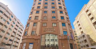 OYO 367 Eureka Hotel - Dubaï - Bâtiment