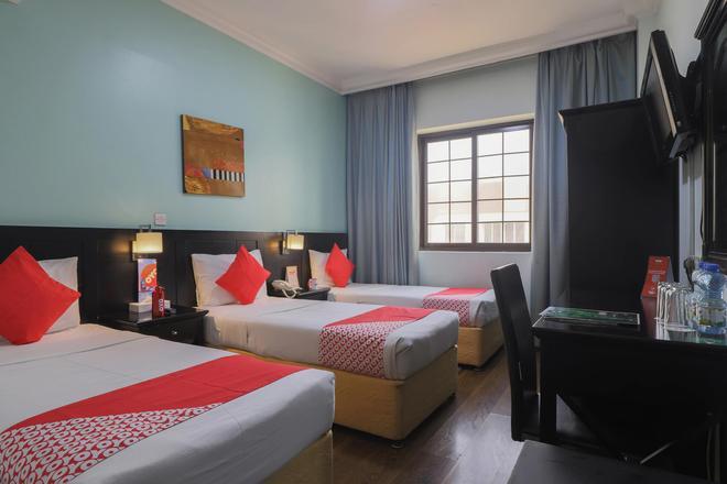 尤里卡酒店 - 杜拜 - 杜拜 - 臥室