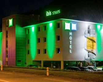 ibis Styles Sallanches Pays du Mont-Blanc - Салланш - Building