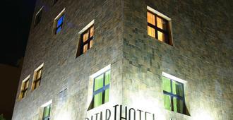 Abitart Hotel - Rom - Gebäude