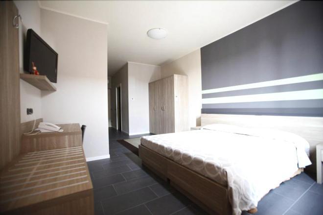 Valtidone Hotel - Borgonovo Val Tidone - Bedroom