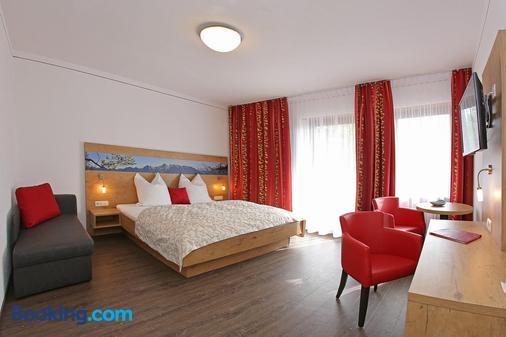 Hotel Seiseralm & Hof - Bernau am Chiemsee - Bedroom