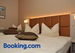 Hotel Friesen - Werdau - Bedroom