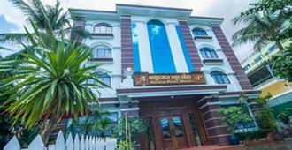 Angkor Pearl Hotel - סיאם ריפ - בניין