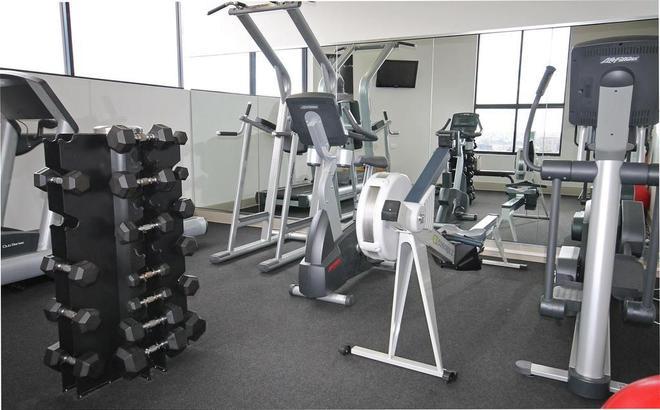 Hotel Grand Chancellor Brisbane - Brisbane - Gym