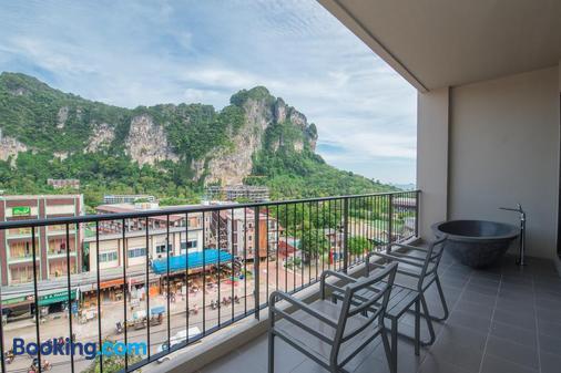 Sugar Marina Resort - Cliff Hanger Aonang - Краби - Балкон